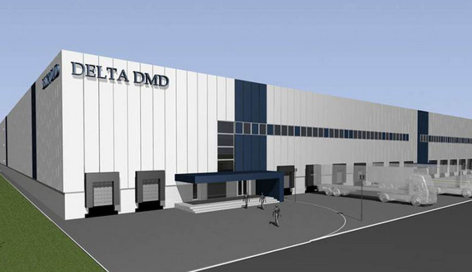 Distribution Logistics Center DMD - Stara Pazova