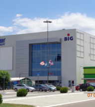 Cine Star, BIG Centar - Novi Sad