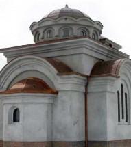 Church on New Cemetery - Krusevac