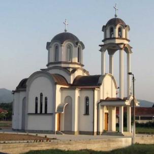 Church in Veliko Golovode