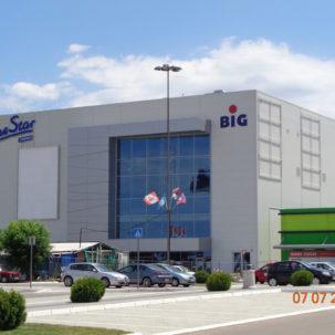 Cine Star, BIG Centar - Novi Sad