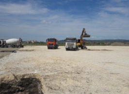 Construction factory Kromberg & Schubert - Kruševcu