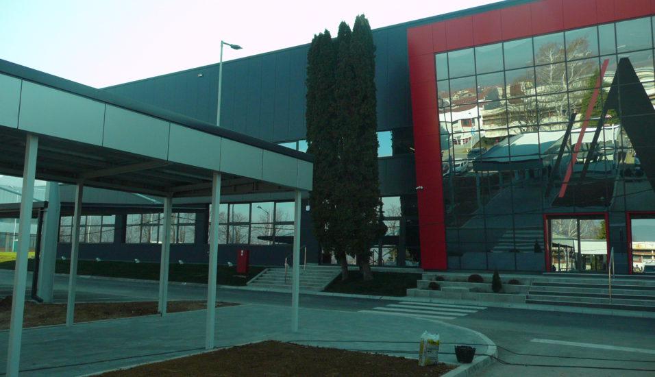ASTER Textil - Niš, fabrika tekstila