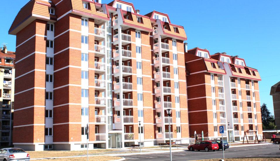 Residential building- Prnjavor - Kruševac